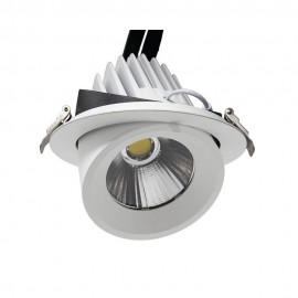 [Ibérica de Iluminación]Foco Empotrable Orientable LED 25W 24º 3000K-4000K-6000K
