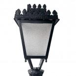 [Ibérica de Iluminación]Farola Alcazar Aluminio LED 40W LUMILEDS