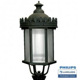 [Ibérica de Iluminación]Farola Florida Aluminio LED 40W LUMILEDS