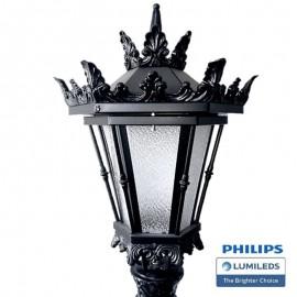 [Ibérica de Iluminación]Farola Imperial Aluminio LED 40W LUMILEDS