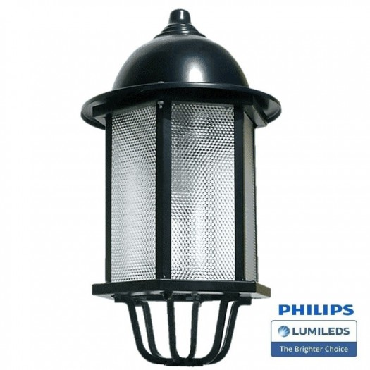 [Ibérica de Iluminación] Farola Medina Aluminio LED 40W LUMILEDS