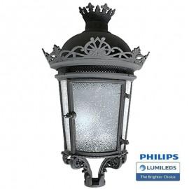 [Ibérica de Iluminación]Farola Palacio Aluminio LED 40W LUMILEDS