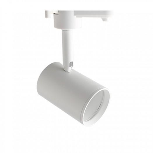 [Ibérica de Iluminación] Foco de Carril BLANCO para Lámpara GU10