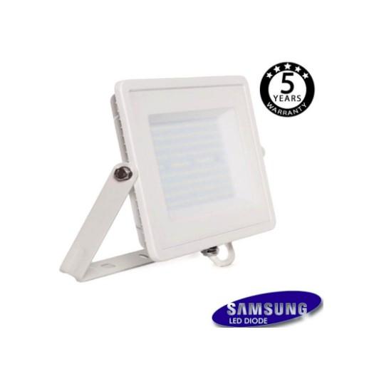 [Ibérica de Iluminación]Foco Proyector LED SAMSUNG 50W Blanco IP65 Elegance 140Lm/W