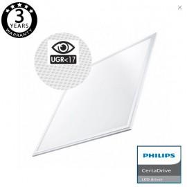 [Ibérica de Iluminación]Panel LED 60x60cm 44W Driver Philips UGR17