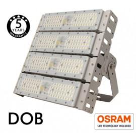 [Ibérica de Iluminación]Proyector LED 200W DOB MAGNUM OSRAM Chip SMD3030-3D 180Lm/W 60º