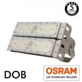 [Ibérica de Iluminación]Proyector LED 100W DOB MAGNUM OSRAM Chip SMD3030-3D 180Lm/W 60º