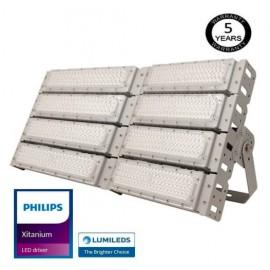 [Ibérica de Iluminación]Proyector LED 400W MAGNUM AIR 180Lm/W 25º