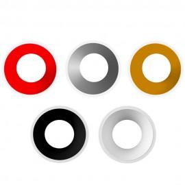 [Ibérica de Iluminación]Aro circular para dicroica LED GU10 MR16