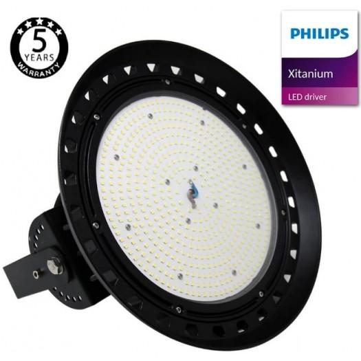 [Ibérica de Iluminación]Campana LED 150W XITANIUM Driver Philips UFO IP65