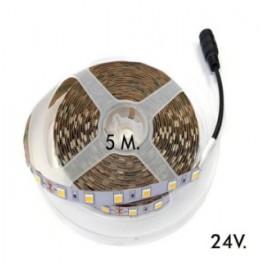 [Ibérica de Iluminación] Tira LED 5050 14,4w/m 5m