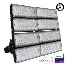 [Ibérica de Iluminación]Foco Proyector LED 960W PHILIPS Xitanium STADIUM MATRIX Bridgelux Chip 20º - Driver Philips