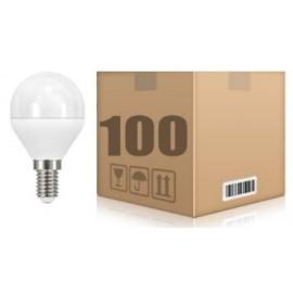 [Ibérica de Iluminación] PACK 100 UD E14 6W G45