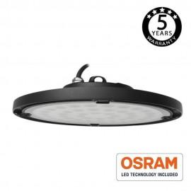 [Ibérica de Iluminación]Campana industrial LED 150W UFO OSRAM Chip