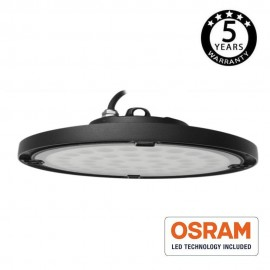 [Ibérica de Iluminación]Campana industrial LED 100W UFO OSRAM Chip