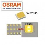 [Ibérica de Iluminación]Farola LED NIZA SMD 2835 50W OSRAM Chip 70º x 140º