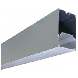 Perfil de Aluminio Modelo LINEAL PRO - 2 Metros