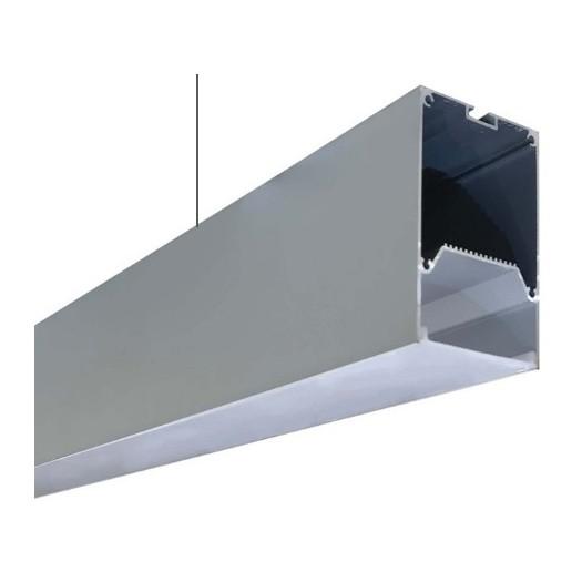 [Ibérica de Iluminación] Perfil de Aluminio INFINITY PRO - 2 Metros