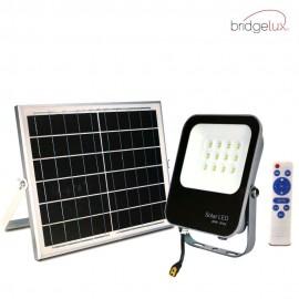 [Ibérica de Iluminación]Foco Proyector Exterior SOLAR LED 30W Avance - BRIDGELUX