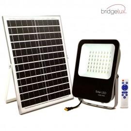 [Ibérica de Iluminación]Foco Proyector Exterior SOLAR LED 50W Avance - BRIDGELUX
