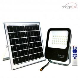 [Ibérica de Iluminación]Foco Proyector Exterior SOLAR LED 100W Avance - BRIDGELUX