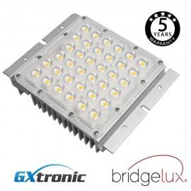 [Ibérica de Iluminación]Módulo Óptico LED 50W ALTA LUMINOSIDAD 188Lm/W Bridgelux para Luminarias