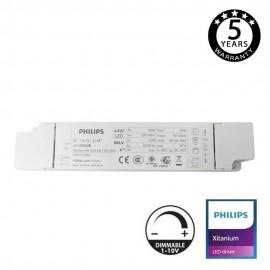 [Ibérica de Iluminación]Driver DIMABLE XITANIUM Philips para Luminarias LED de hasta 44W - 1050mA - 5 años Garantia