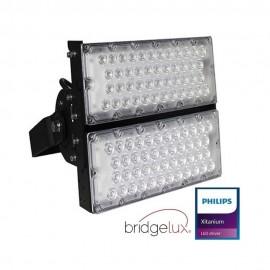 [Ibérica de Iluminación]Foco Proyector LED 240W PHILIPS Xitanium STADIUM MATRIX Bridgelux Chip 20º - Driver Philips