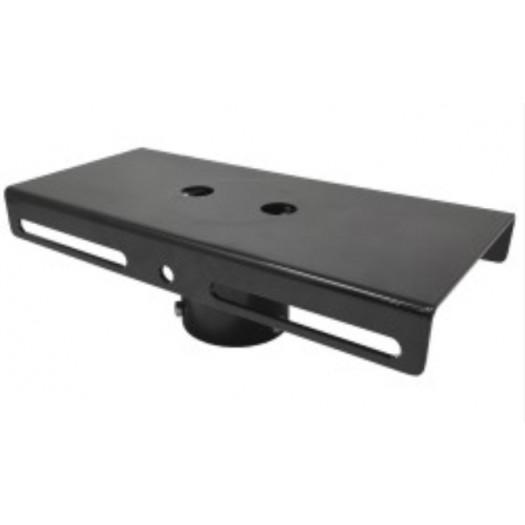 [Ibérica de Iluminación]Soporte de acoplamiento para columna farola LED - 90mm