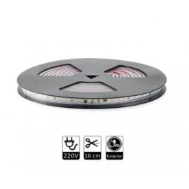 15W Tira LED 220V CORTE 10cm 5 METROS [Ibérica de Iluminación]