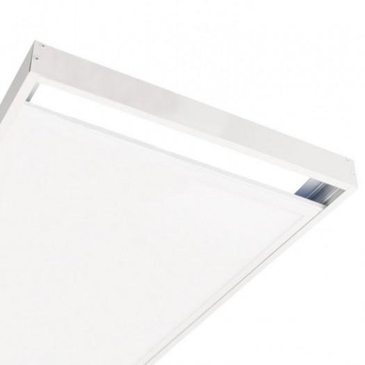 [Ibérica de Iluminación] Kit de superficie de Panel 120x60 blanco