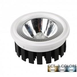 [Ibérica de Iluminación]Lámpara LED AR111 20W 60º CRI +90 - LUZ SELECCIONABLE - CCT