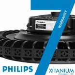 [Ibérica de Iluminación]Campana UFO LED 150W Philips XITANIUM 7 - Regulable 1-10V