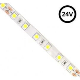 [Ibérica de Iluminación]Tira LED 24V | 60xLED/m | 5m | SMD5050 |960Lm | 14W/M | IP20