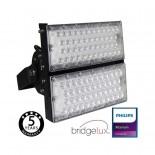 [Ibérica de Iluminación]Foco Proyector LED 240W PHILIPS Xitanium STADIUM MATRIX Bridgelux Chip 40º - Driver Philips