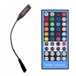 [Ibérica de Iluminación]Mini Controladora RGBW 72W para Tiras LED 12-24V